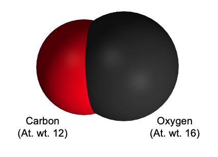 The carbon monoxide (CO) molecule