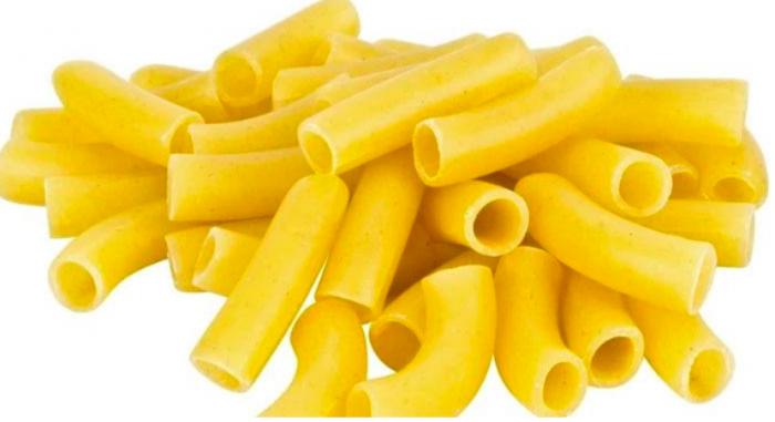 handful of pasta