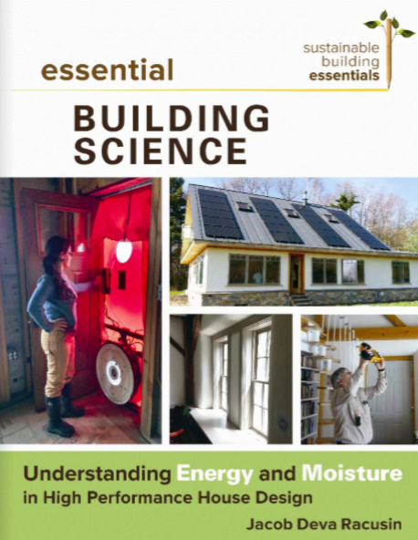 Essential Building Science book cover