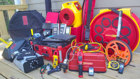 Energy-Auditing Tools