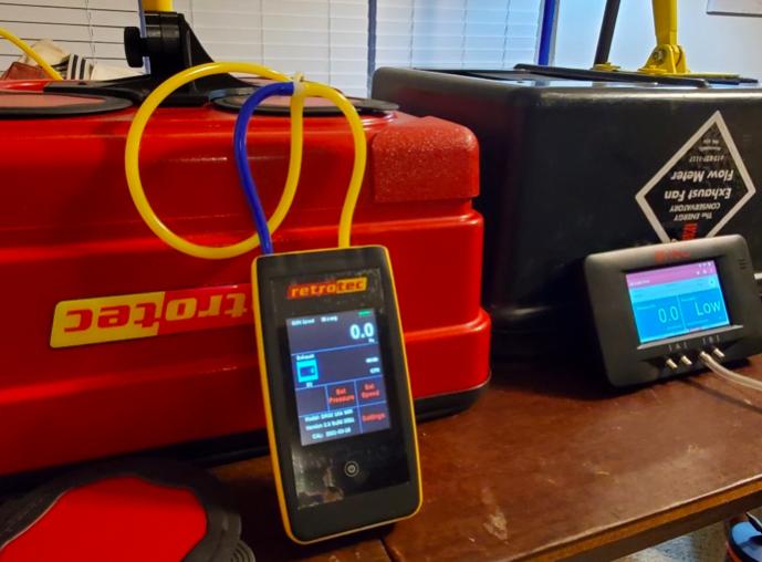 stack gas analyzer