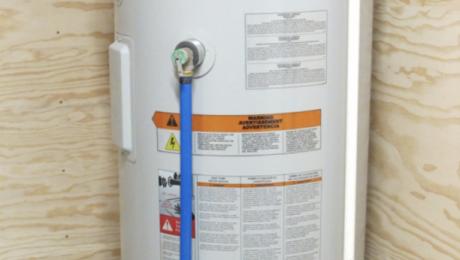 Tank-style water heater