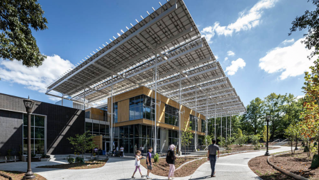 The Kendeda Building at Georgia Tech