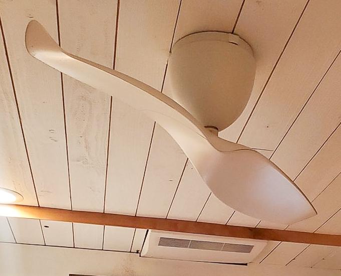 Photo of a ceiling fan