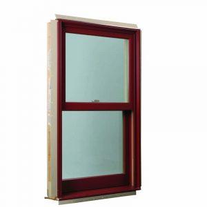 Clad Window