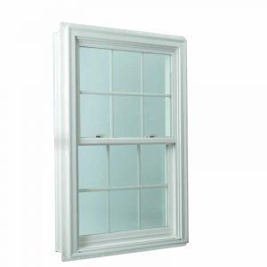 Vinyl Frame Window