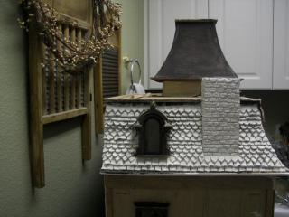 paperclay shingles