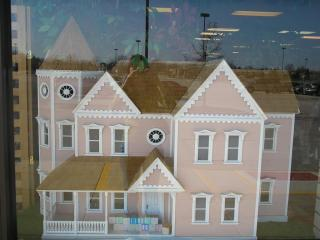 Dollhouse at Oakridge Hobbies in Chicago