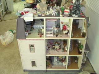nob hill doll house by walmer