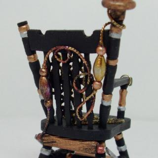 Steampunk Rocking Chair