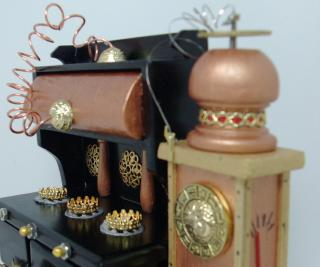 The Incredible Steam Powered Food Preparation Device and Ins