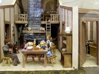 Little House on the Prarie Dollhouse