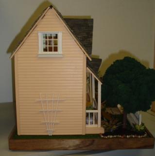 Puzzle house (half scale) - finished