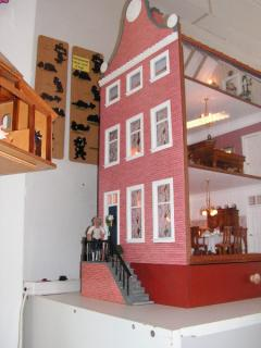 Dutch Canalhouse 1:12