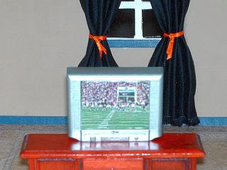 6. showing the tv with the broncos  playing.JPG