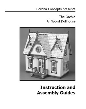 The Orchid Dollhouse Instructions
