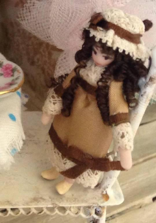 Ethel HIcks doll