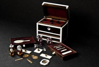 Ladies Vanity Box 1