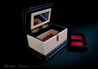 1/12th Jewellery  Box