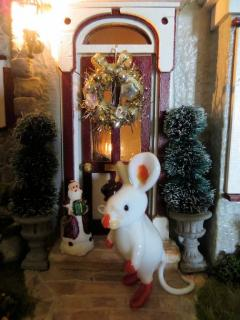 Mr. Wigglesworth's Wreath