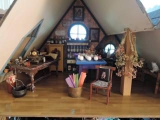 "Attic - Home of ""Love Potion Number 8"""