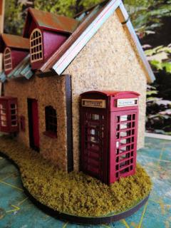 Tollman Cottage 1:48 Scale