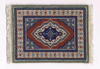 Millie August Tabriz Carpet (half scale)