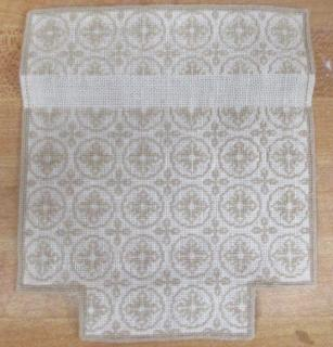 Sara Pittman Coverlet (half scale)