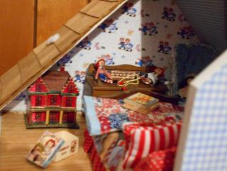 Holly And Carrie's Dollhouse