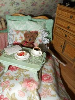 A Teddy In The Beddy