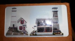 Liberty Cove Lighthouse - 1/4 Scale Kit