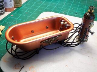 Steampunk Doozy of a Jacuzzi