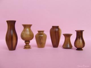 Weekend vases
