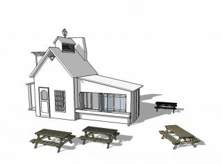 Concept in SketchUp