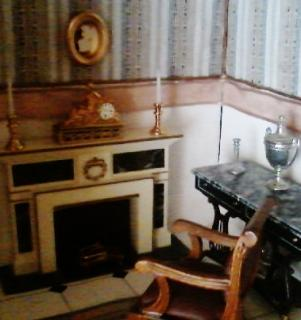 Regency petite princess fireplace