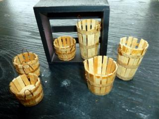 Bushel / Vineyard type baskets