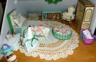 Mrs. Mouse's bedroom