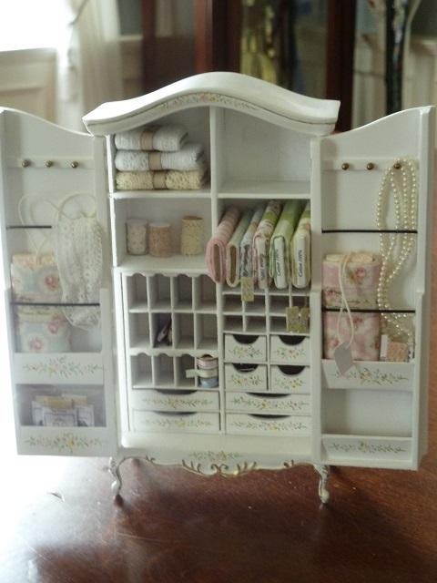 Sewing Room cabinet