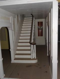 Entry Stair Hall