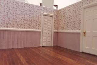 2nd bedroom wallpaper & closet.jpg