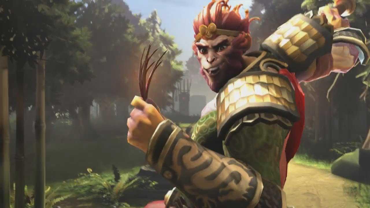 Dota 2 The Monkey King