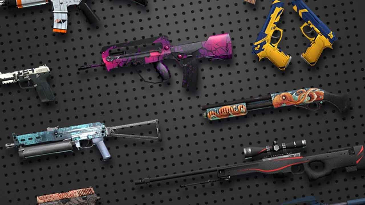 Counter-Strike: Go Skin Gambling