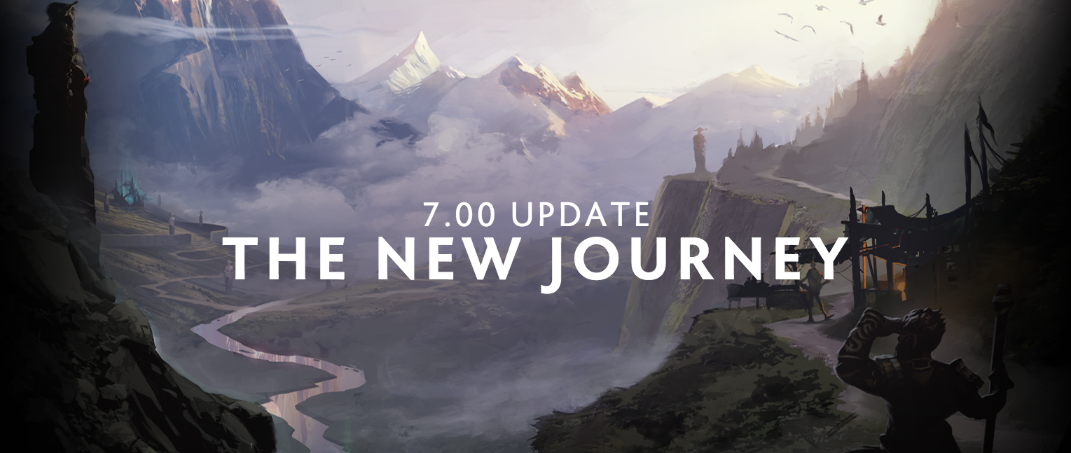 Dota 2's 7.00 update reinvents the game