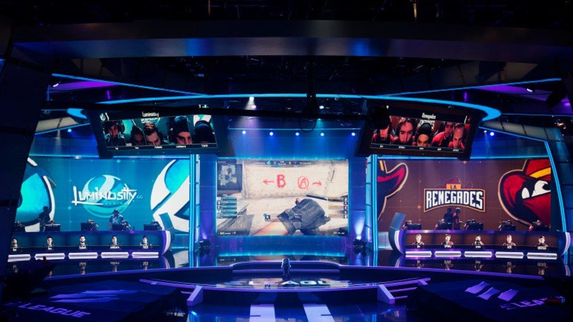 The ELEAGUE studio