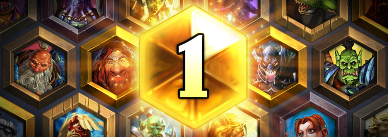 Hearthstone ladder could do with a little less anxiety