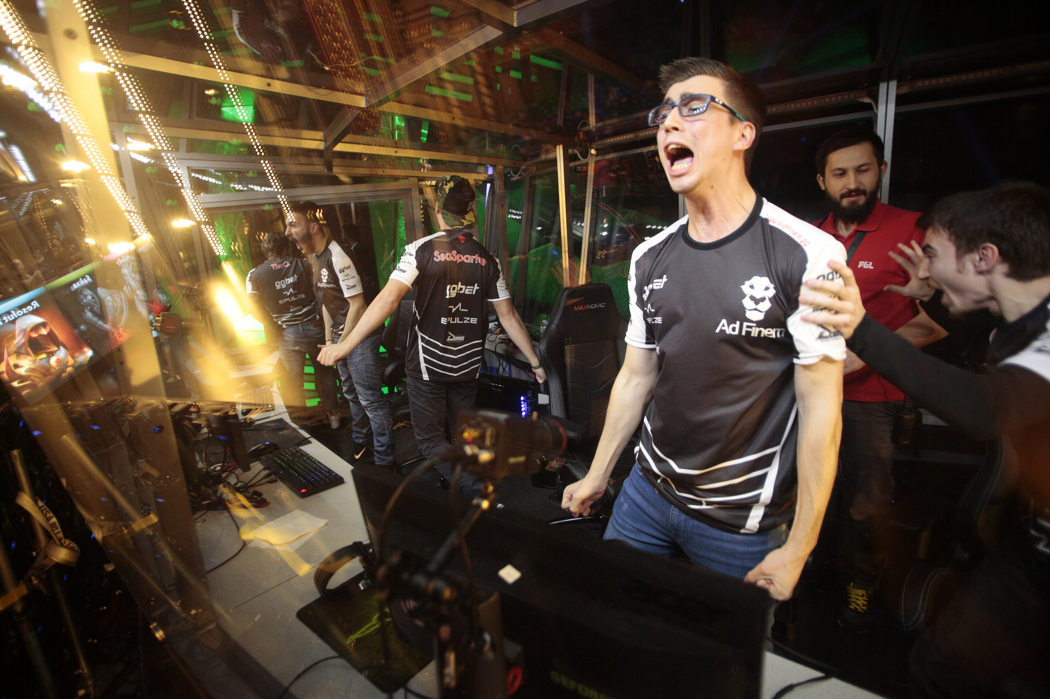 Ad Finem brought the passion at the Boston Major