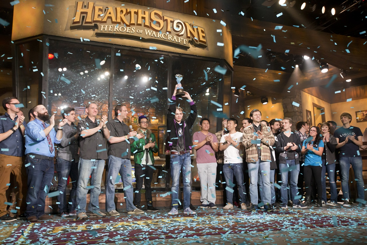 2016 Hearthstone World Champion - Pavel