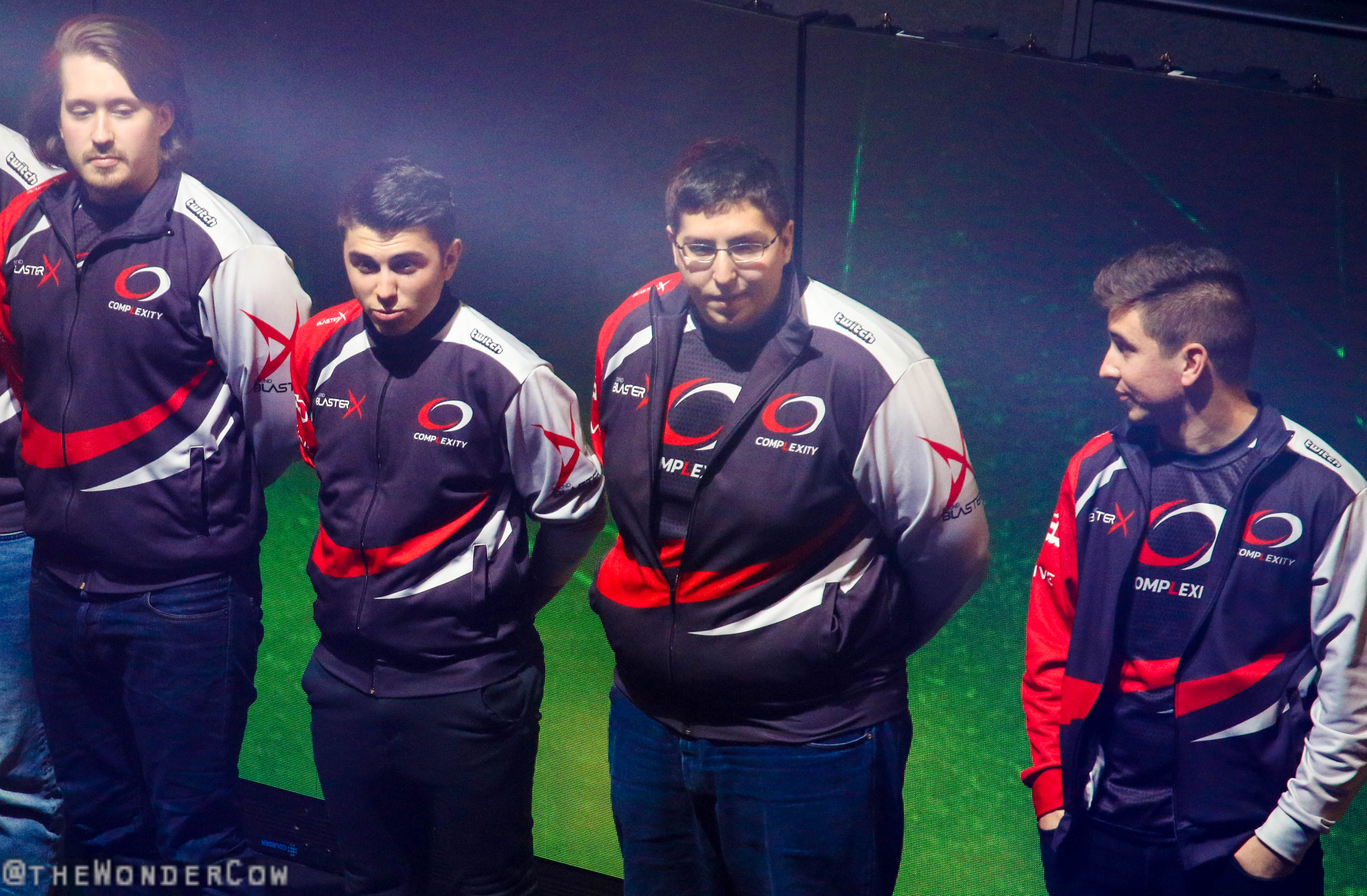Compexity at the Boston Major