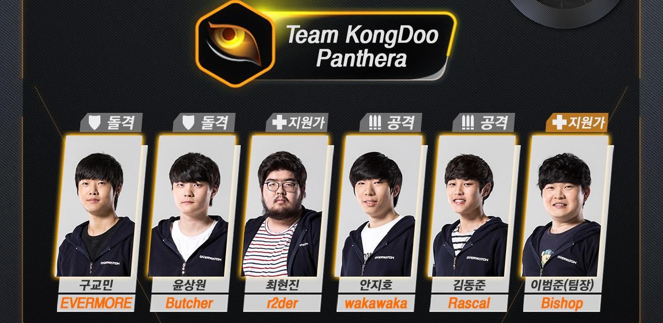 KongDoo Panthera