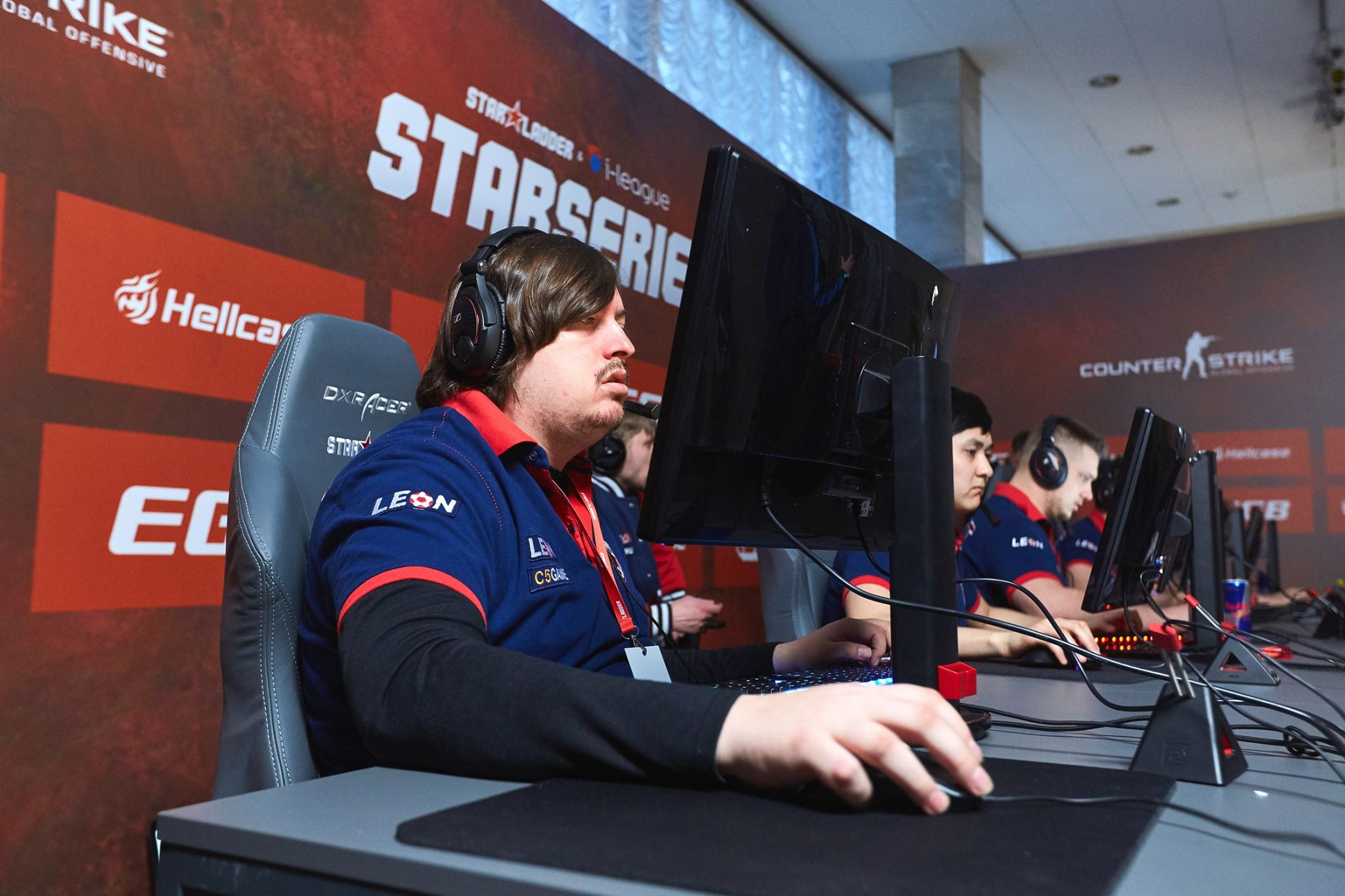 Gambit recently took 12-14 (of 16) at Starseries Season 3 (image courtesy of Gambit Esports on Facebook)
